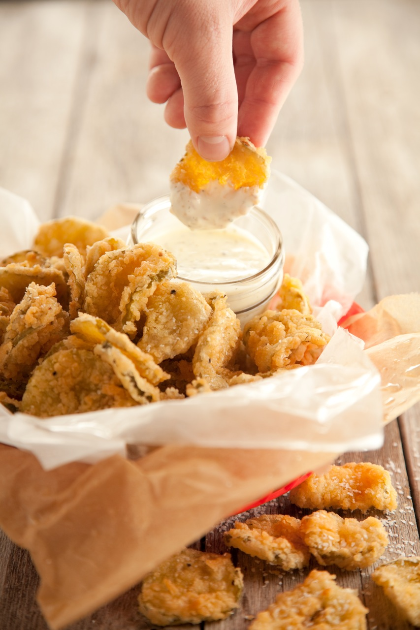 Fried Dill Pickles Thumbnail
