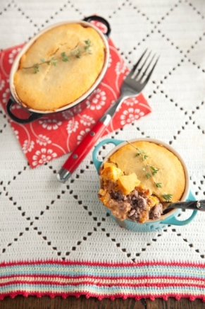 Lighter Christmas Shepherd's Pie Thumbnail