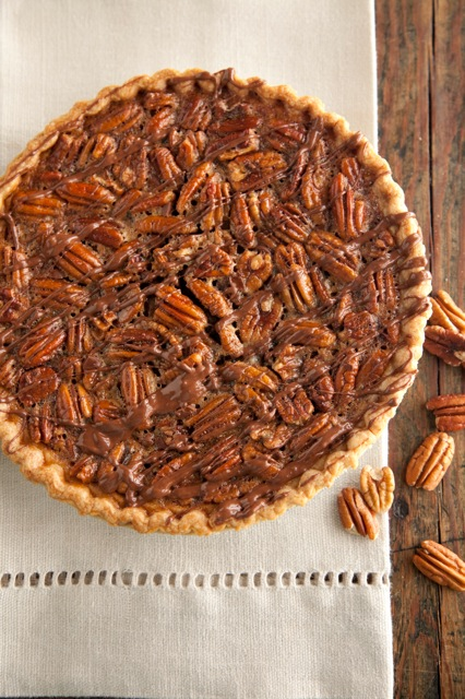 Chocolate Pecan Pie Thumbnail