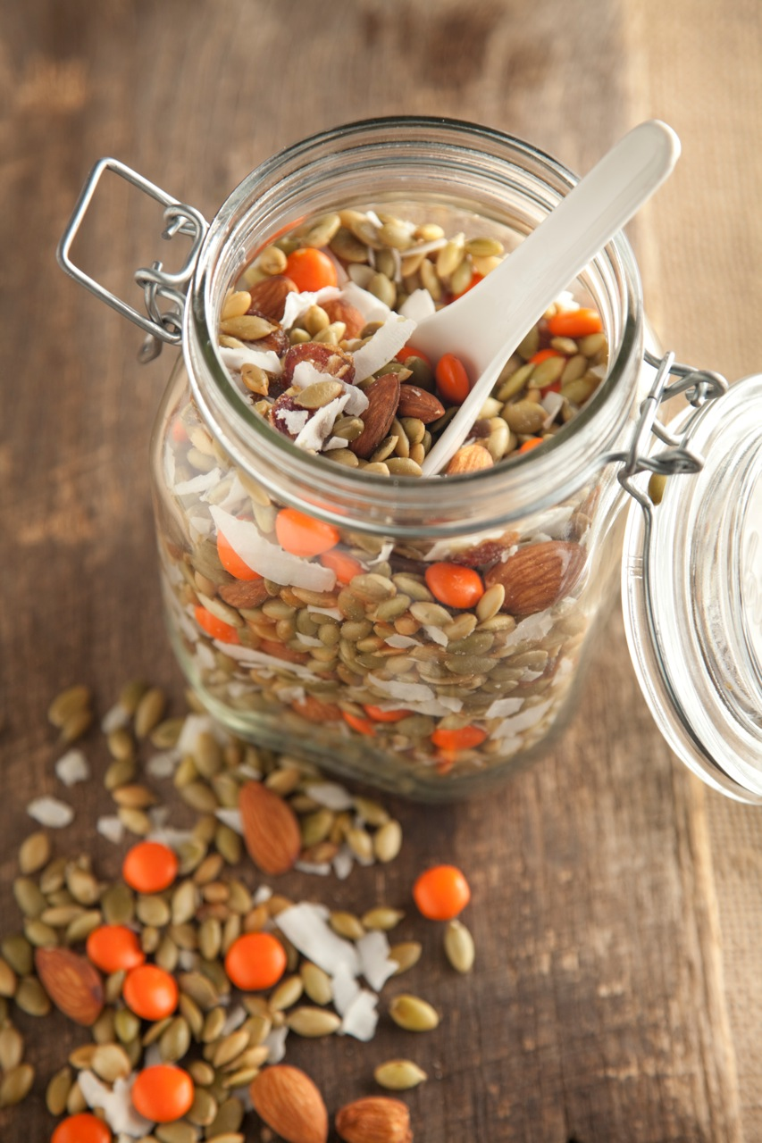 Pumpkin Seed Snack Mix Thumbnail