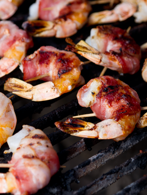 Bacon Wrapped Shrimp Thumbnail
