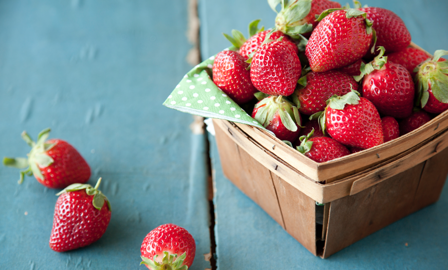 Bushels of Strawberry Recipes