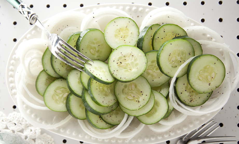 What's in Season: Cucumbers
