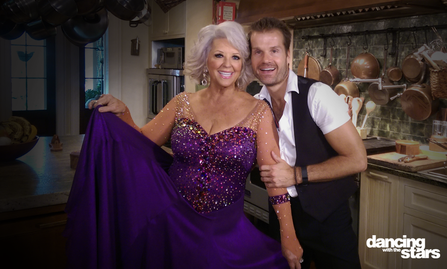 Part 2: Behind the Scenes of Dancing with the Stars with #TeamButtercup