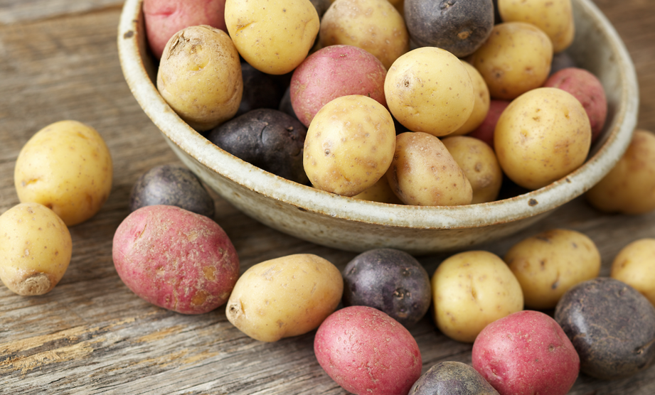 What's in Season: Potatoes