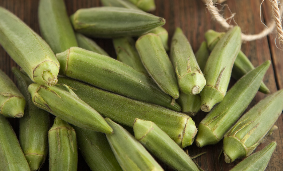 What's in Season: Okra
