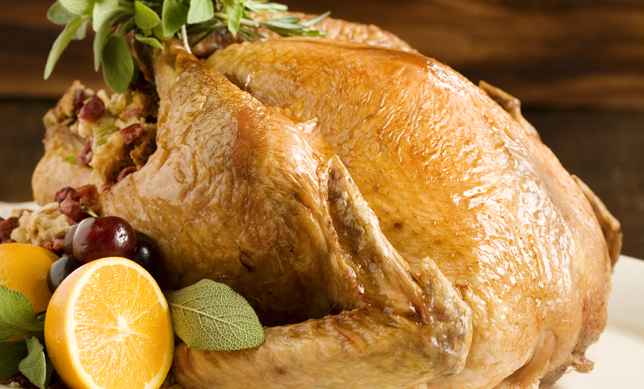 From The Lady & Sons Savannah Country Cookbook: Roasted Turkey