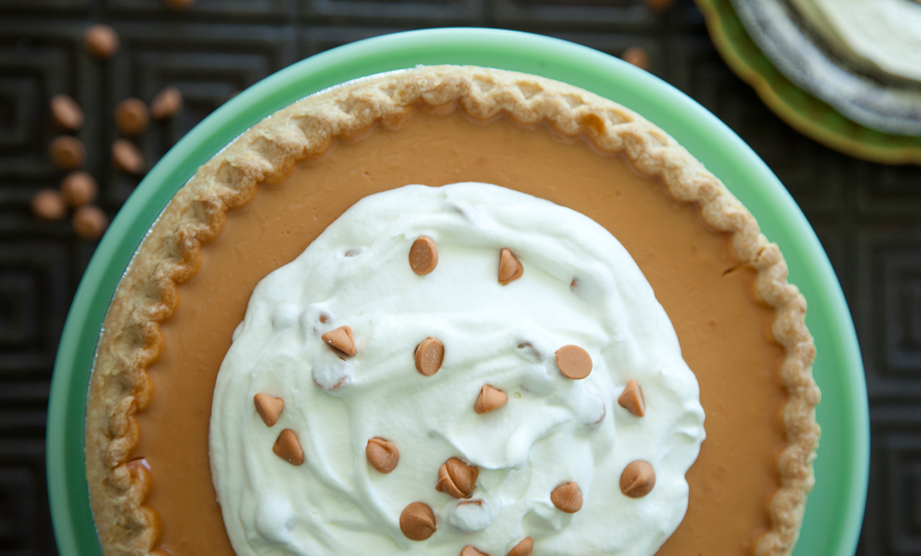 From the Reissue of The Lady & Sons Savannah Country Cookbook: Butterscotch Pie