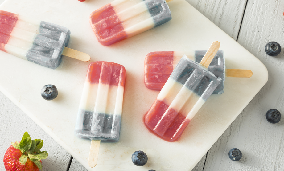 How-To: Red, White & Blue Ice Pops Thumbnail