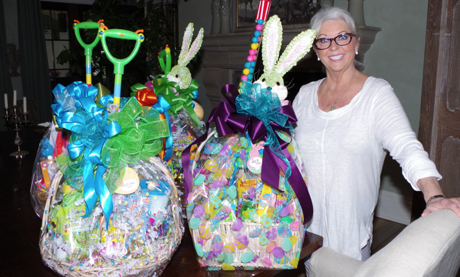 Egg-stra Special Easter Baskets