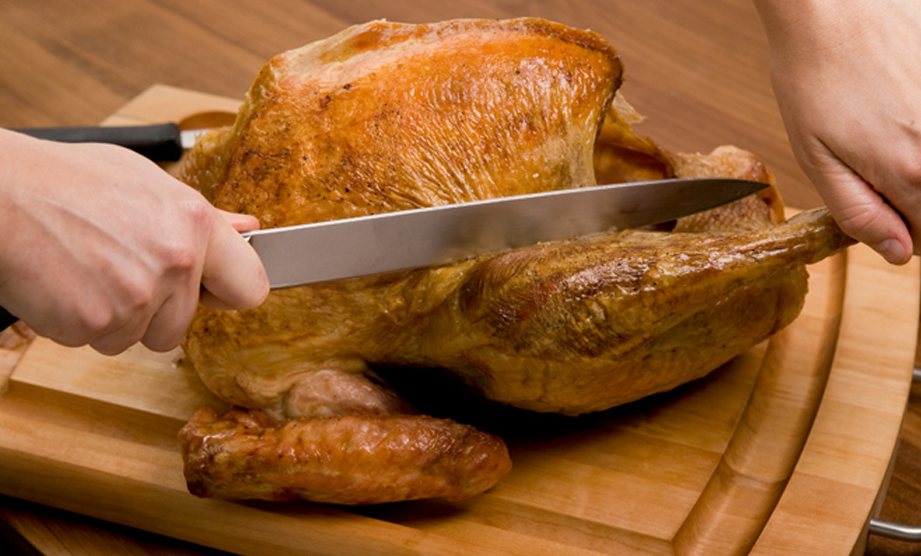 How To: Carve a Turkey