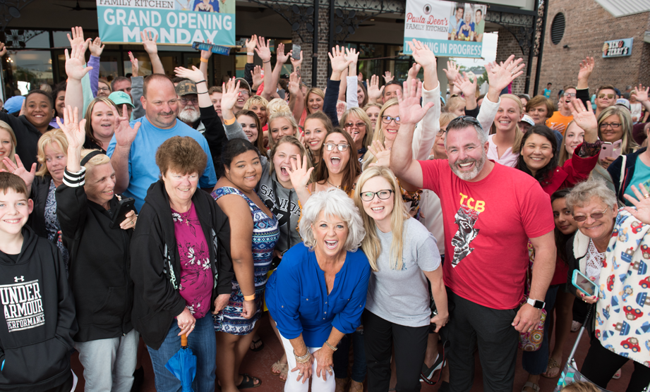 NOW OPEN: Paula Deen's Family Kitchen Myrtle Beach Thumbnail
