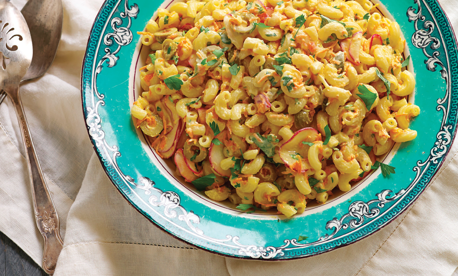 Paula Deen Cuts the Fat, 250 Favorite Recipes All Lightened Up, Exclusive: All-New Macaroni Salad