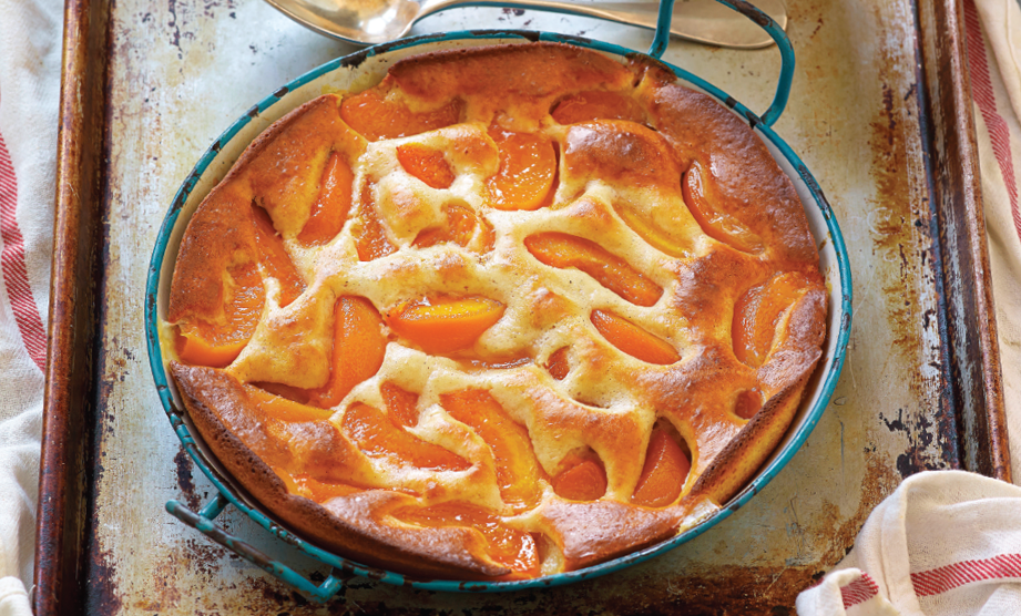 Paula Deen Cuts the Fat, 250 Favorite Recipes All Lightened Up, Exclusive: All-New Peach Cobbler