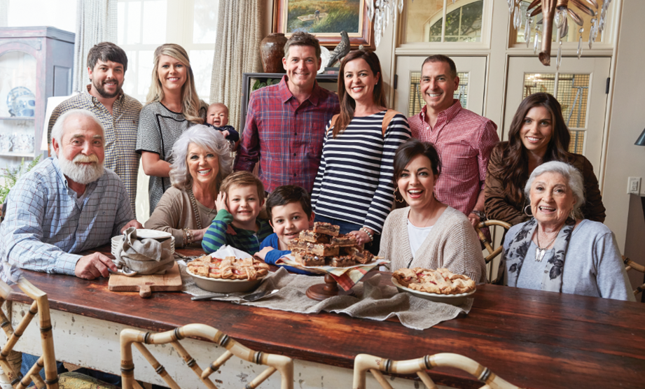 At the Southern Table with Paula Deen: A Sneak Peek Thumbnail