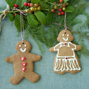 Gingerbread Hanging Ornaments