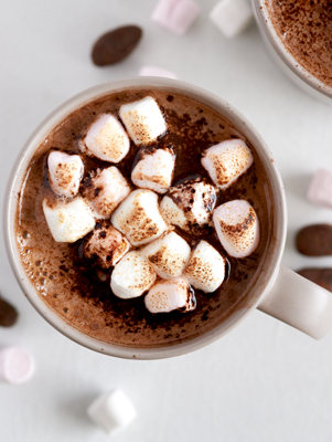 Coconut Hot Chocolate Thumbnail