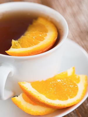 Orange-Spiced Tea Thumbnail
