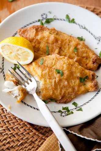 Oven Fried Catfish Thumbnail