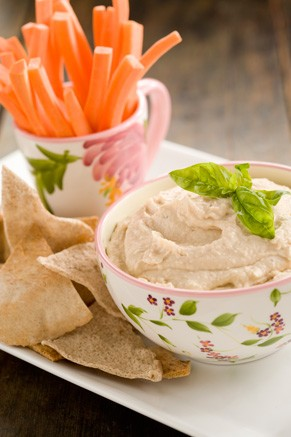 Lightning-Fast White Bean Dip Thumbnail