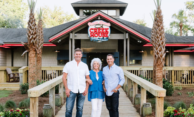 Paula Deen's Creek House
