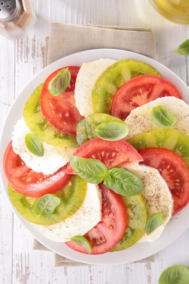 Fresh Summer Tomato Salad