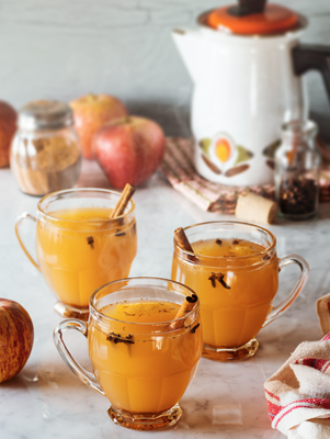 Spiced Hot Apple Cider Thumbnail