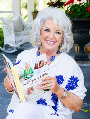 At the Southern Table with Paula Deen Book Tour