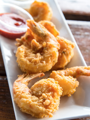 The Lady and Sons Beer-Battered Fried Shrimp Thumbnail