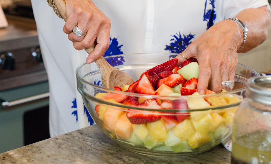 5 Favorite Fruit Salads