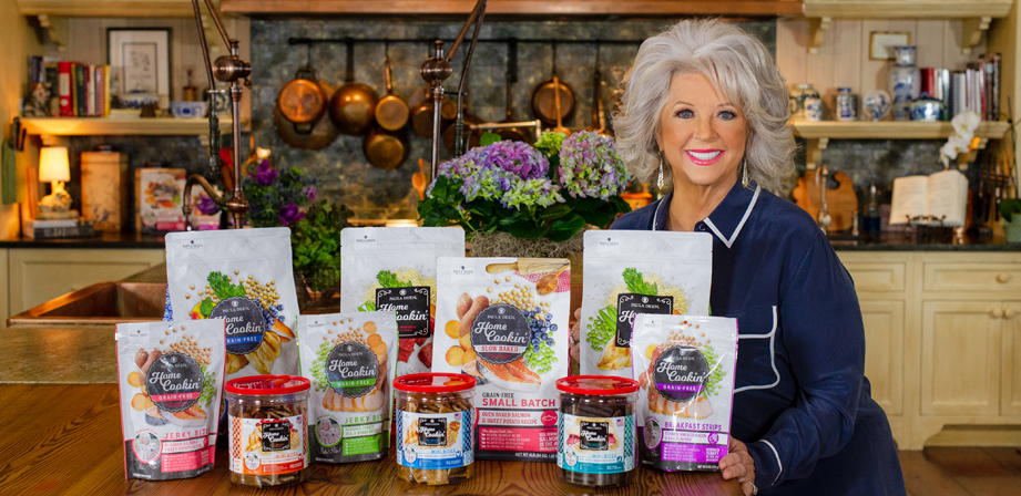 Paula Deen's Home Cookin' Recipes for Dogs