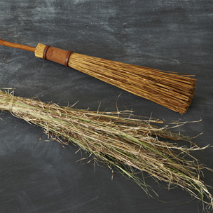 How-To: Halloween Broom Craft Small