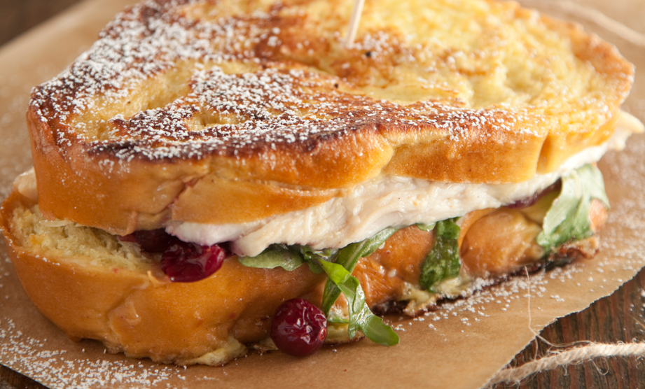 Leftover Do-Over: Thanksgiving Monte Cristo