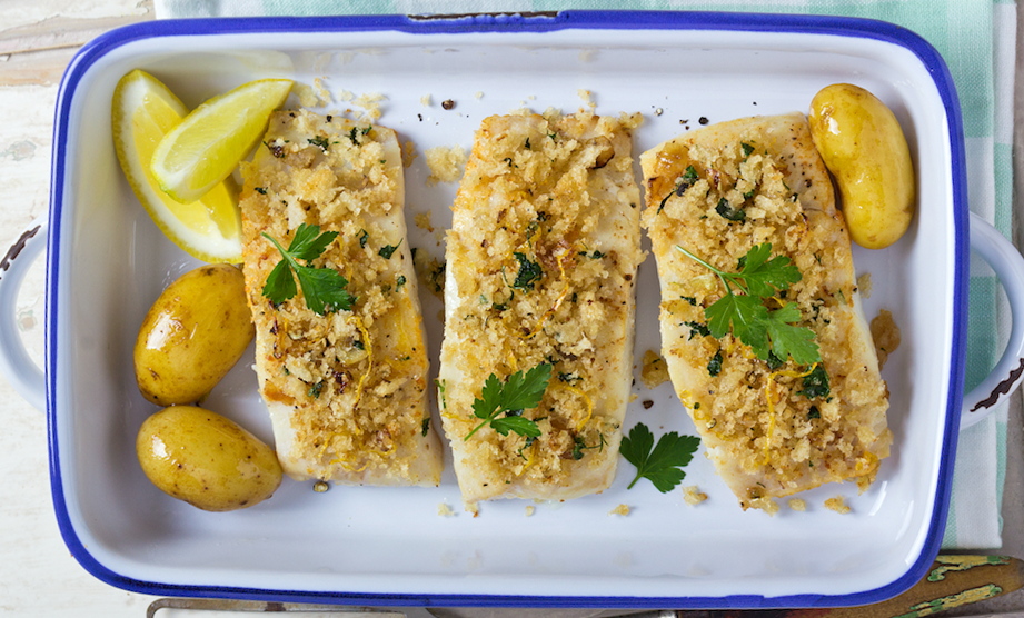 6 Fish Recipes for Lent