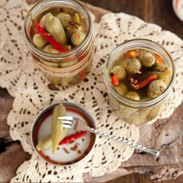 In a Pickle: Pickling Tips & Recipes Main