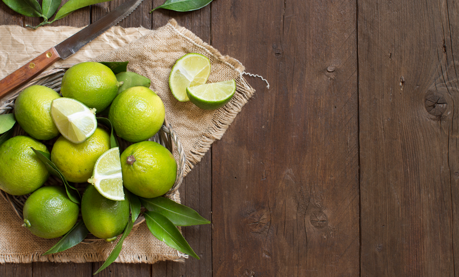 What's in Season: Limes