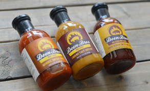 Deen Brothers Sauces and Spices