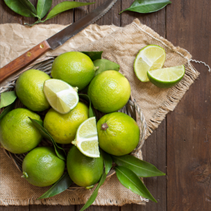 What's in Season: Limes Small