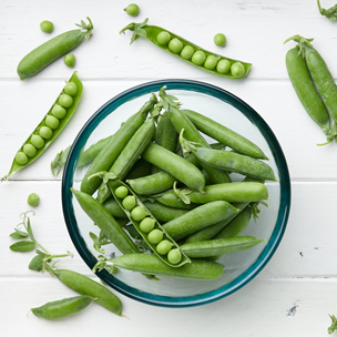What's in Season: Peas Small