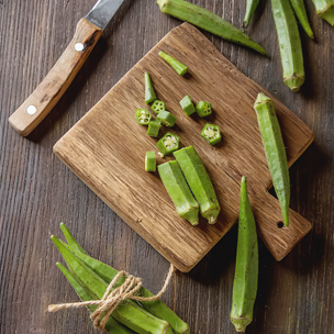 The South's Favorite Veggie: 8 Okra Recipes Small
