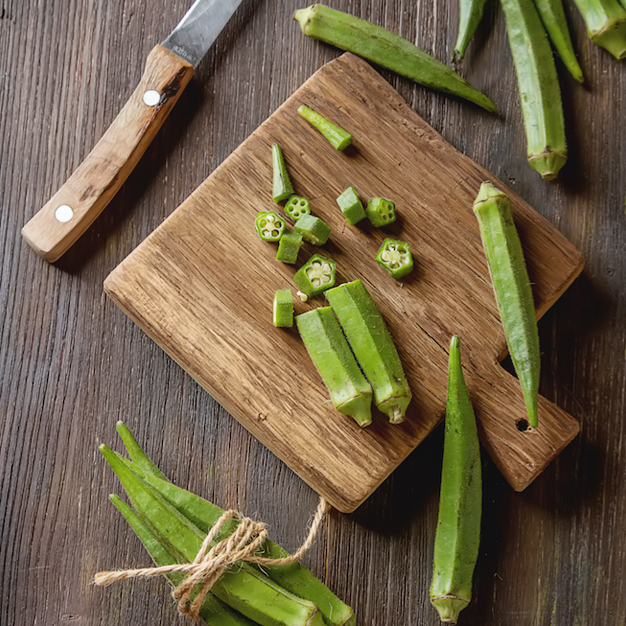 The South's Favorite Veggie: 8 Okra Recipes Main