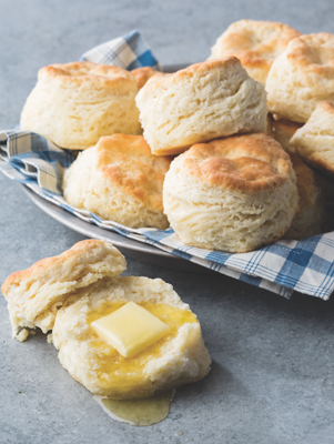 Classic Buttermilk Biscuits Thumbnail