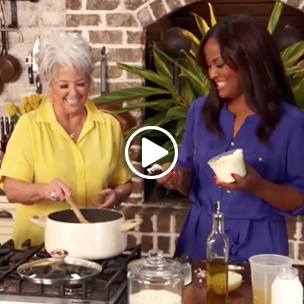 Paula Deen: Recipes for Any Meal or Holiday Table - Southern