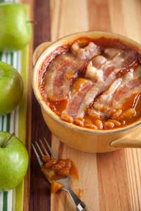 Apple Baked Bean Casserole Thumbnail