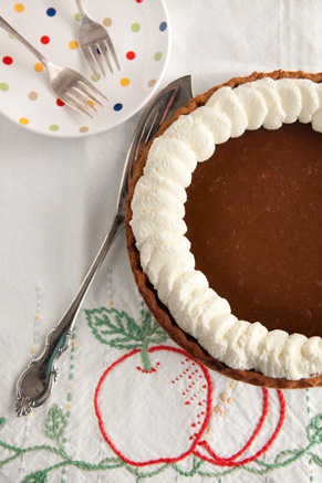 Apple Butter Pumpkin Pie Thumbnail