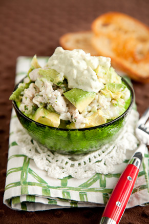 Avocado Chicken Salad Thumbnail