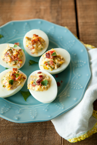 BLT Deviled Eggs Thumbnail