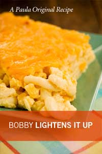 Bobby's Lighter Cheesy Mac Thumbnail