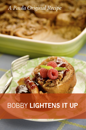 Bobby's Lighter Baked French Toast Casserole Thumbnail