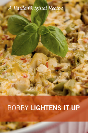 Bobby's Lighter Chicken and Rice Casserole Thumbnail